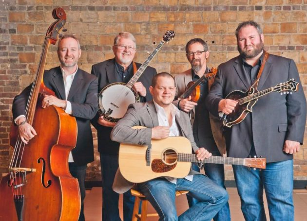 Balsam Range Wins Entertainer Of The  Year At Bluegrass Awards