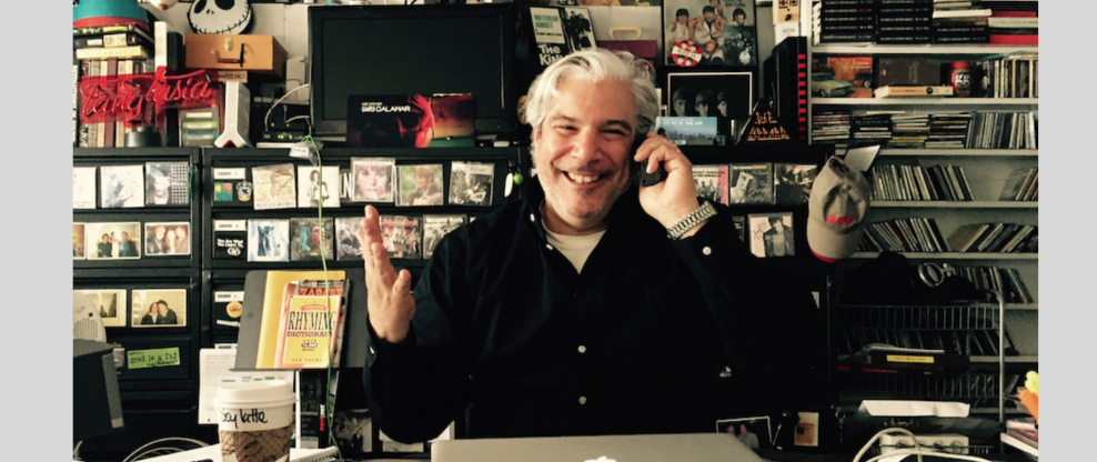 Gary Calamar Exits Longtime DJ Gig At KCRW