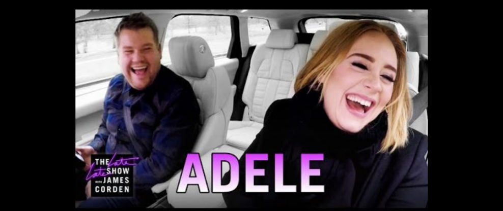 Carpool Karaoke Assists A $60 Million Deal