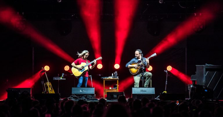 Dave Matthews & Tim Reynolds Announce 3rd Annual Destination Event