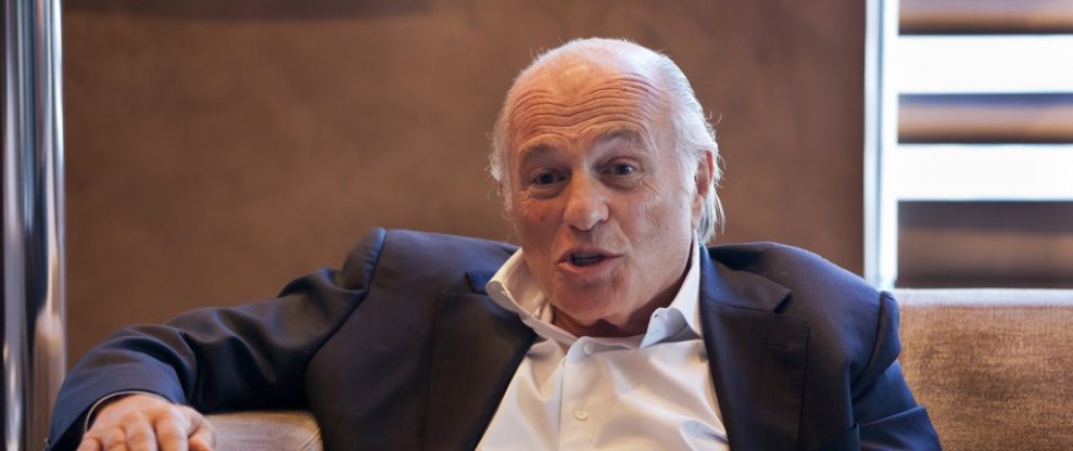 Doug Morris Exits CBS Board In Wake of Leslie Moonves Scandal