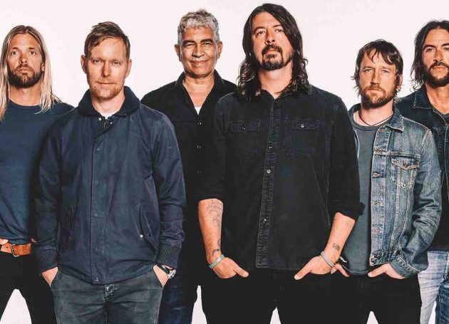 Foo Fighters Launch Branded Channel On SiriusXM In Time For Their New Studio Album