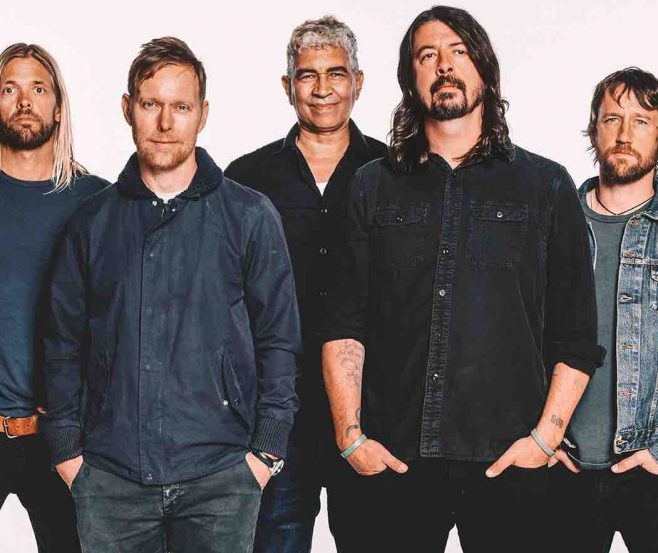 The Foo Fighters Announce 25th Anniversary Van Tour