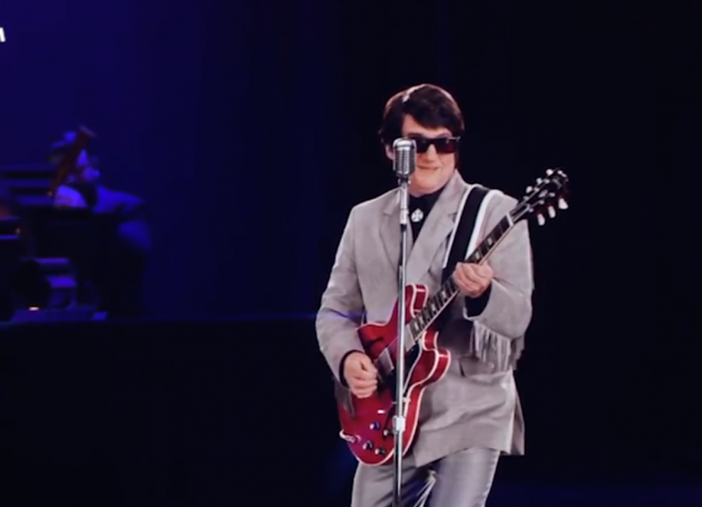 Alex Orbison Says He Cried Seeing His Father's Hologram