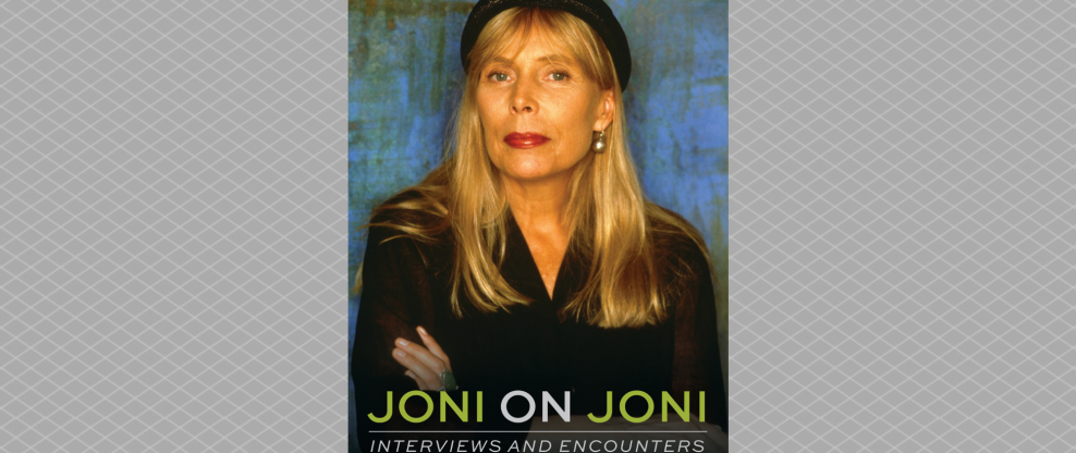 Larry LeBlanc Talks '71 Joni Mitchell Interview, Included In Upcoming Compilation