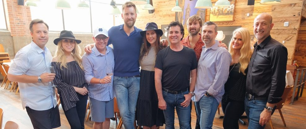 Lady Antebellum Signs With Big Machine