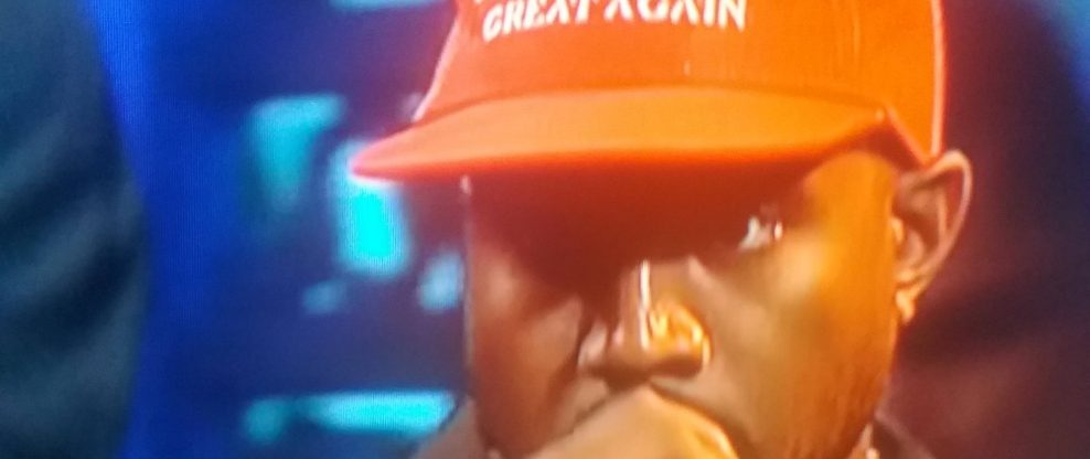 Kanye West Now Known As 'YE' But Who Cares: He Wore A Hat