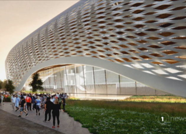 Christchurch, New Zealand, Approves New Stadium