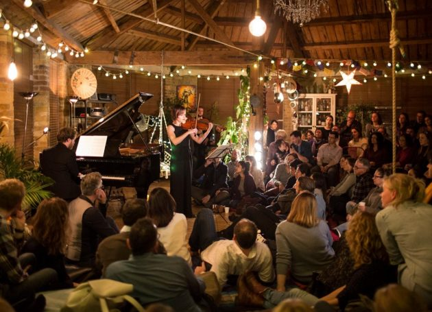 Can Airbnb Concerts And Sofar Sounds Revolutionize The Live Concert Industry?