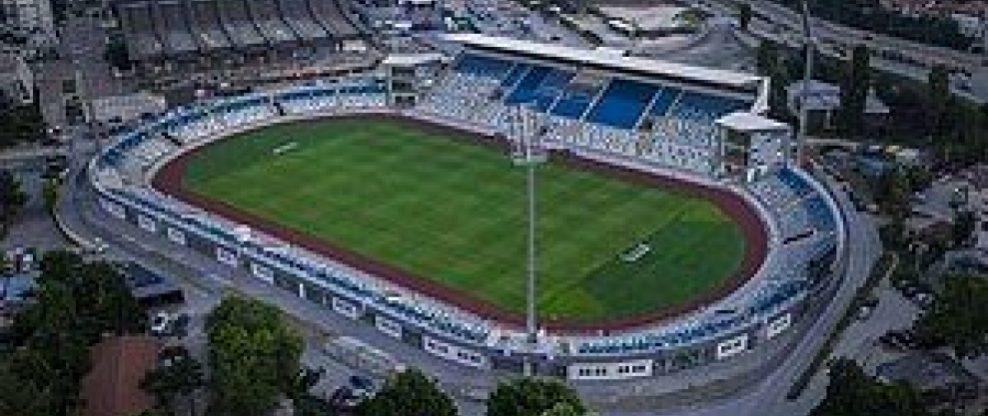 Kosovo Soccer Stadium Relaunched