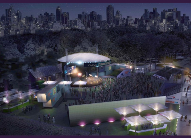 New York's SummerStage To Get $5M Makeover