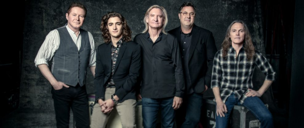 The Eagles Announce 2019 European Leg of Their World Tour