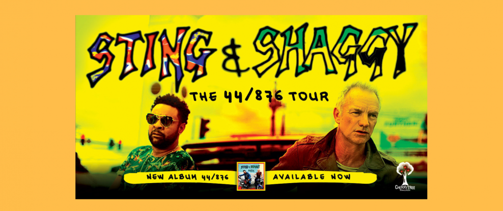 Sting And Shaggy Announce North American Tour