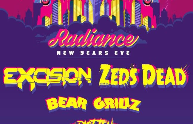 Midwest Party 'Radiance NYE' Announced