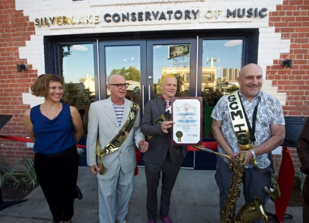 Flea's Silverlake Conservatory of Music Benefit Raises More Than $1 Million