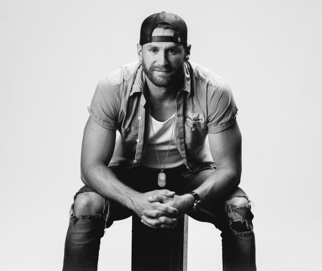 """Chase Rice Addresses His Weekend Concert, Says There Are """"Varying Opinions"""" On COVID-19 And Concert Crowds"""