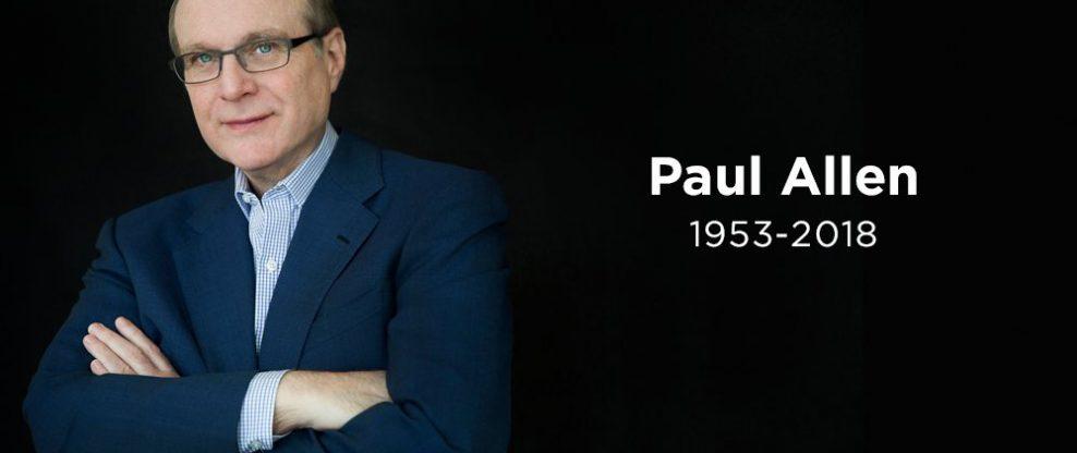 Seattle Seahawks Owner Paul Allen Dead At 65