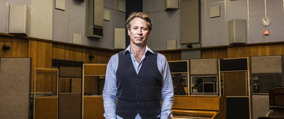 UMG Names Grammy-Winning Producer, Giles Martin, Head of Audio & Sound
