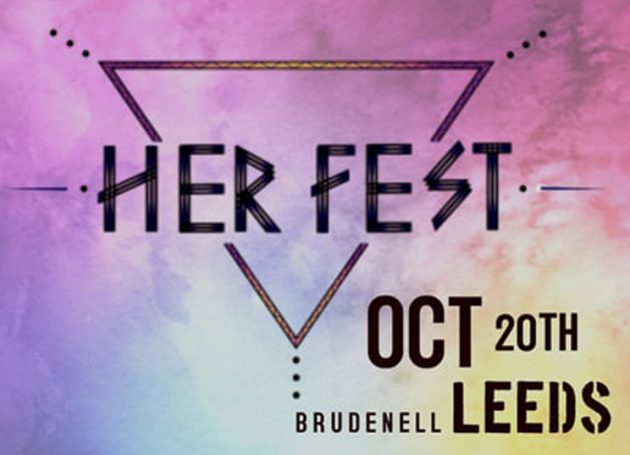 Yorkshire's First All-Female Music Festival, HERFEST, To Launch This Weekend