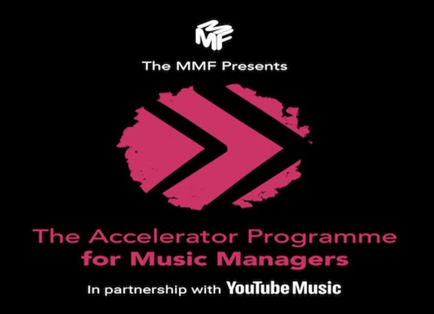 MMF Secures Arts Council of England Backing For Accelerator Programme