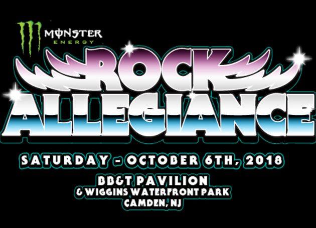 Monster Energy Rock Allegiance Announces Full Schedule