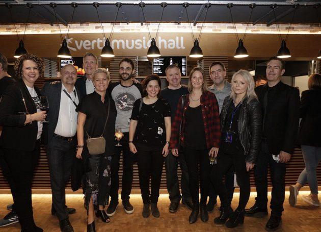 The Verti Team