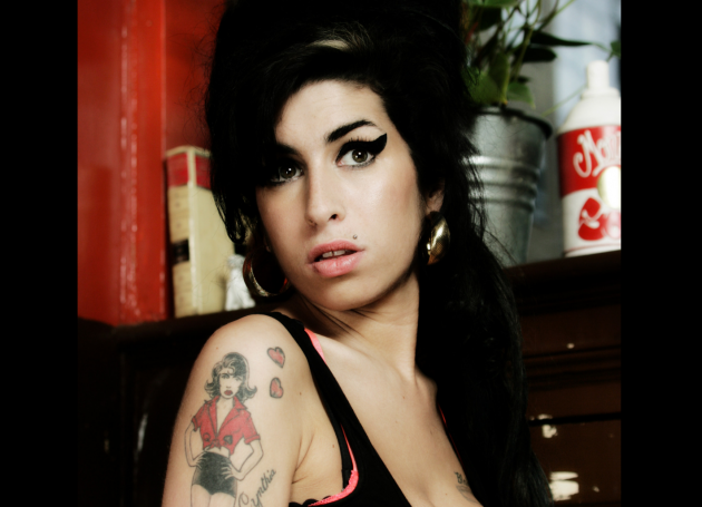 Next Hologram: Amy Winehouse
