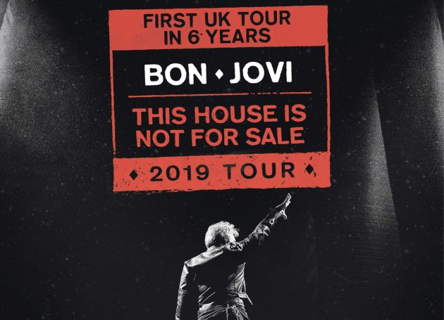 Bon Jovi Announces First UK Tour In 6 Years