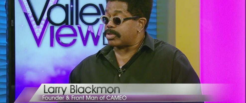 Cameo's Larry Blackmon Sued Over Royalty Dispute