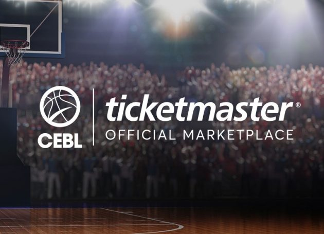 Ticketmaster To Serve As Official Ticketer For Canadian Basketball