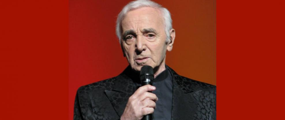 Legendary French Singer Charles Aznavour Dies