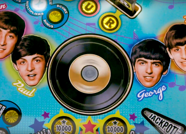 Beatles Pinball Machine Could Be Most Expensive Of All Time