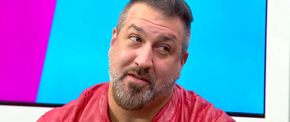 *NSYNC's Joey Fatone To Host 'Common Knowledge' Trivia Game Show