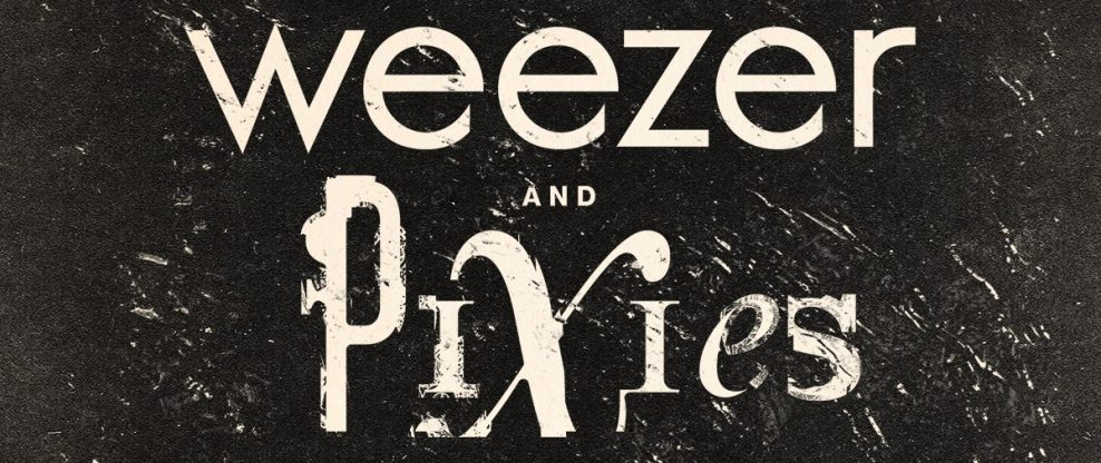 Weezer Announces Spring Tour With The Pixies + Reveals New Song