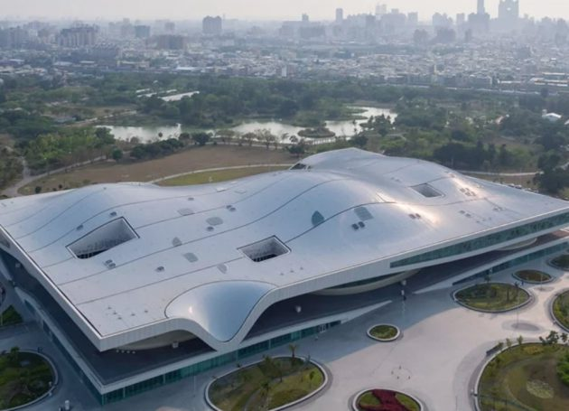 Taiwan Opens World's Biggest PAC