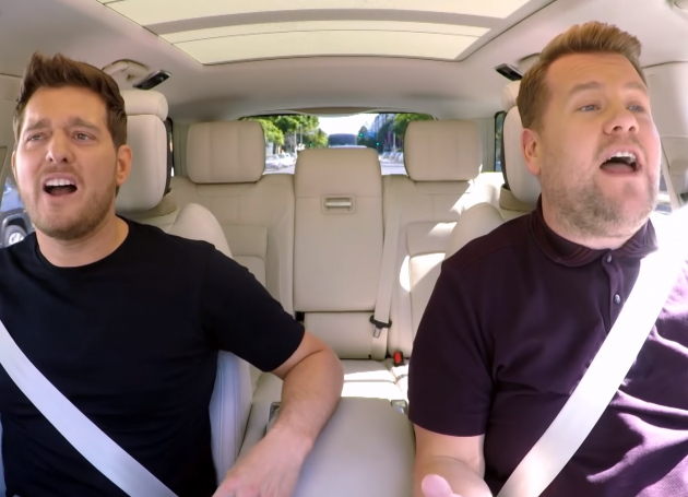 Michael Bublé Opens Up About Ordeal During 'Carpool Karaoke'