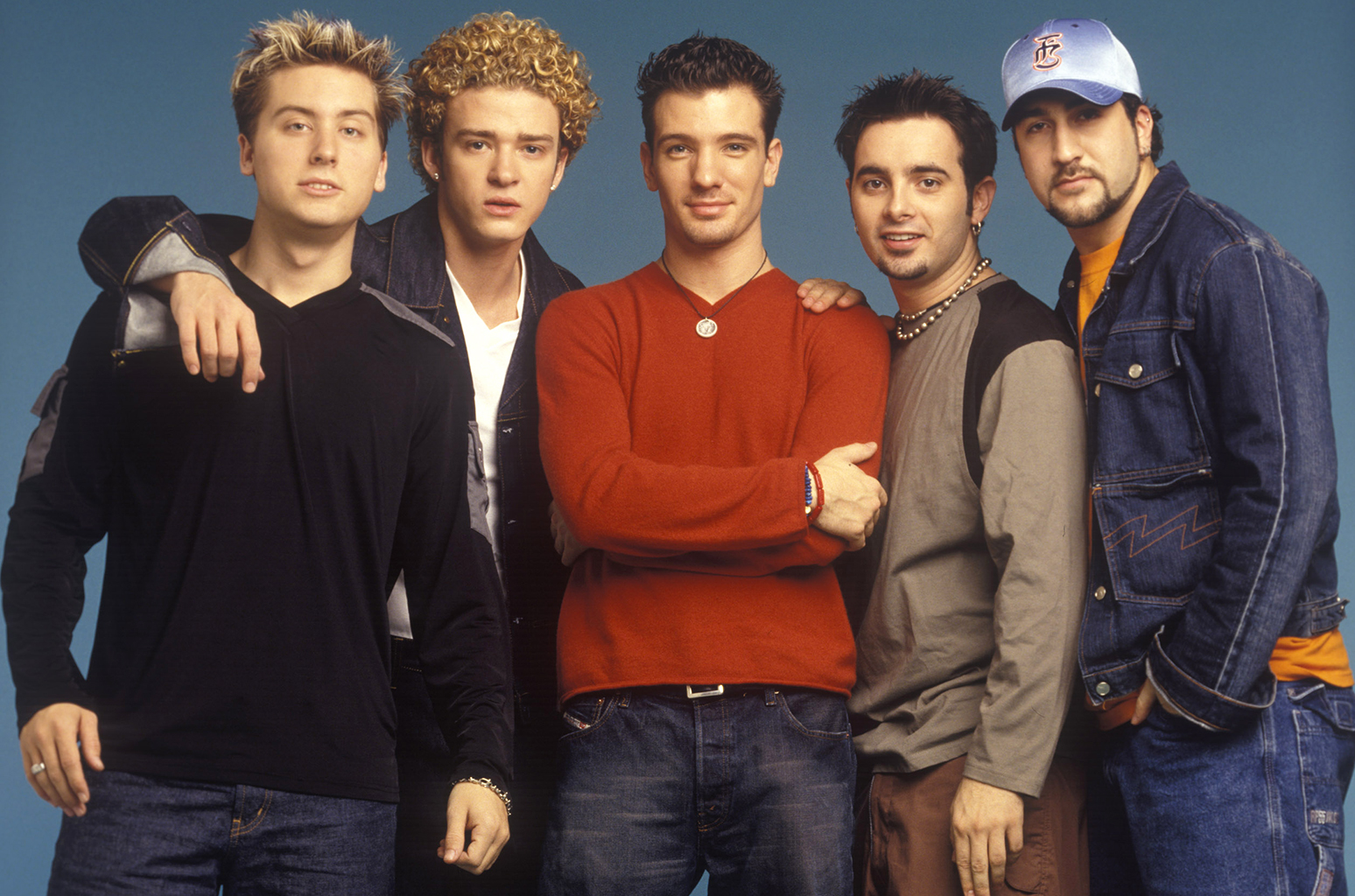 NSYNC Releases New Merch Collection - CelebrityAccess