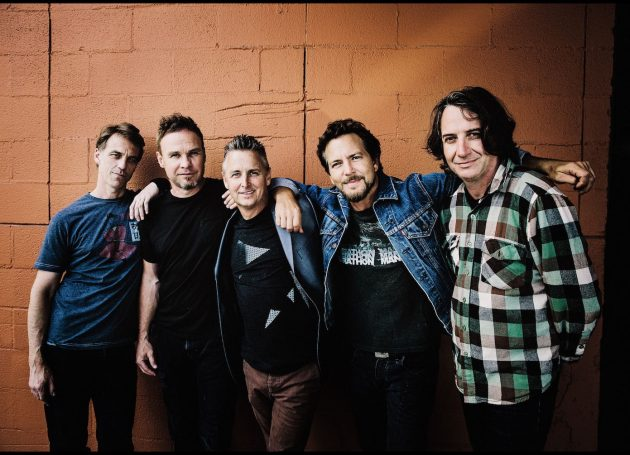 Pearl Jam Sets A Release Date For Their Upcoming Album, Adds North American Tour Dates