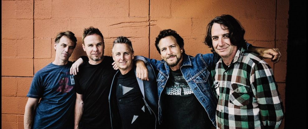 Pearl Jam Announces European Run For 2020