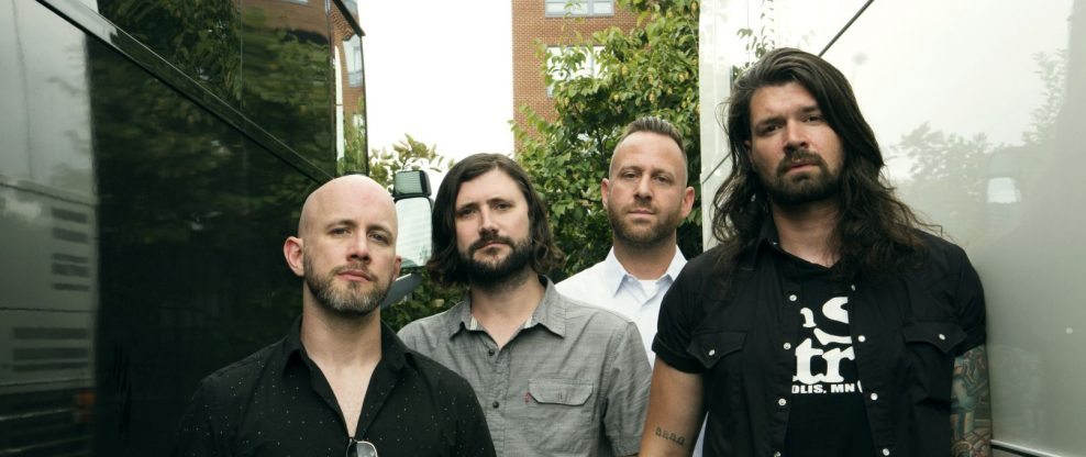 Taking Back Sunday Announce 20th Anniversary World Tour
