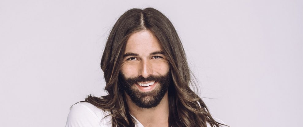 Queer Eye Star Jonathan Van Ness Announces His U.K. & Ireland Tour Debut