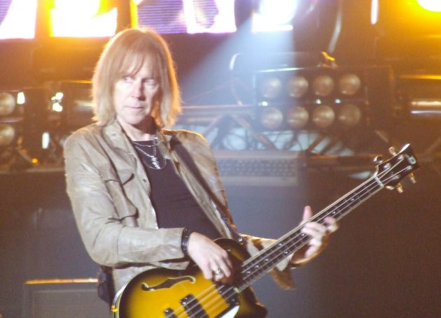 Primary Wave Acquires Aerosmith Bassist Tom Hamilton's Publishing