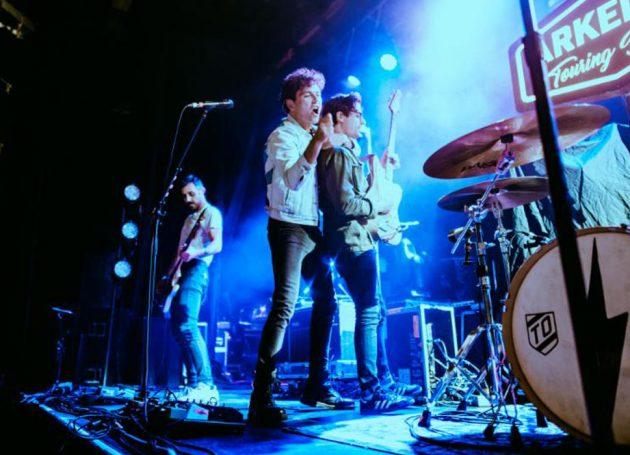 "Arkells Announce USA ""Rally Cry"" Headline Tour"