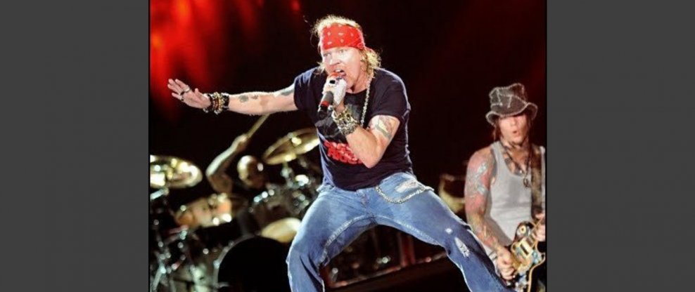 Ex-GNR Manager Claims A Satanic Curse Put On Him, Axl Rose