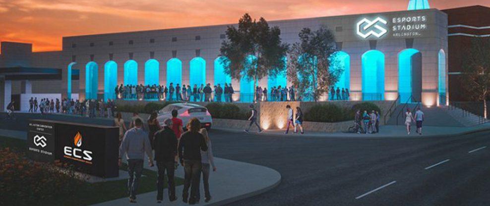 Esports Stadium Arlington Opens Its Doors