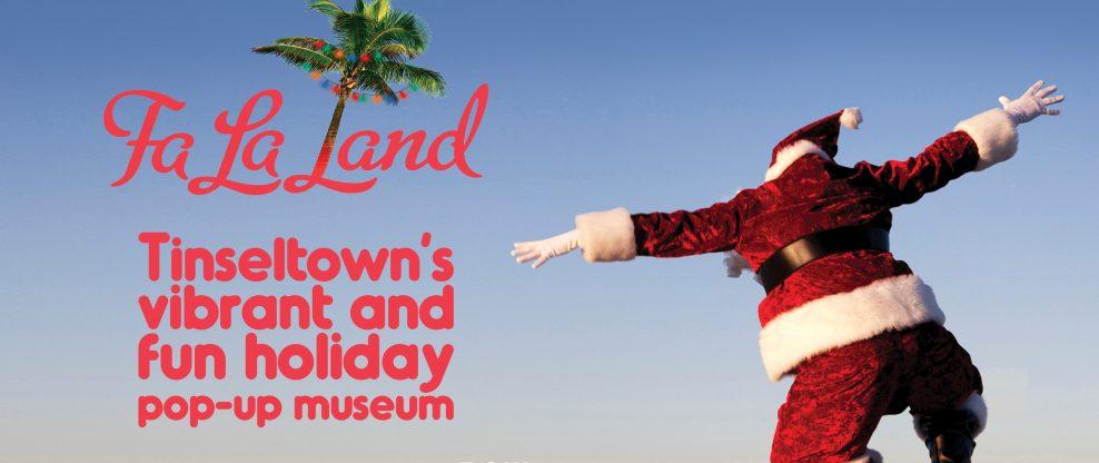 Pop Up Shops? Try Fa La Land, The Pop Up Museum