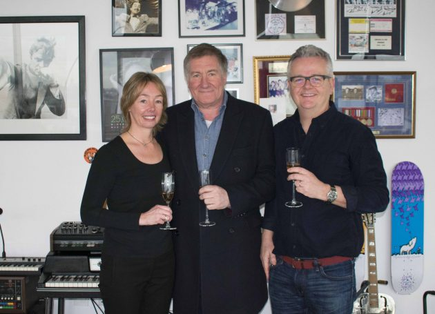 UMPG Signs Global Admin Deal With Composer George Fenton