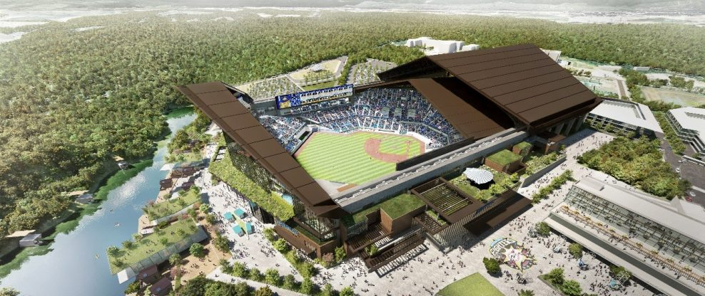 HKS To Design New Japan Stadium