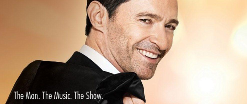 Hugh Jackman Announces 'The Man. The Music. The Show.' World Tour