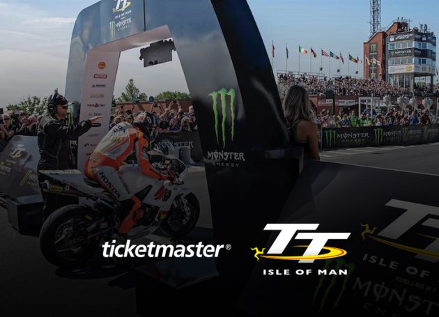 Isle of Man TT Races Appoints Ticketmaster Sport As Exclusive Ticketing Partner